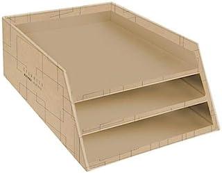 Eterneco 信纸托盘 3 级纸板