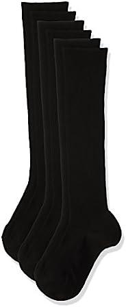 ATSUGI 襪子 School Time 校園襪 38厘米長 (不易脫落) 〈3雙裝〉
