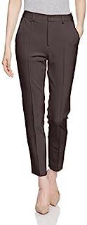 (双重标准服装)DOUBLE STANDARD CLOTHING Sov.带引脚的智能裤