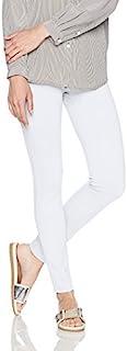 slim-sation 女式套穿压缩 PONTE 分打底裤长裤