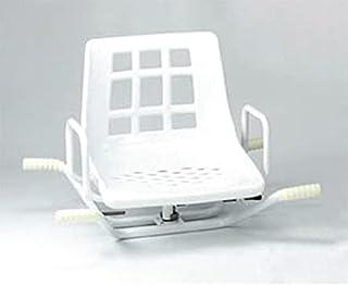 W.w.o. 1010 旋转椅,标准,71.5厘米宽,白色,男女皆宜