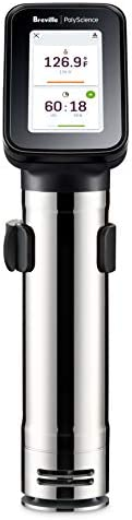 Breville/Polyscience HydroPro™ Sous Vide 浸入式循环器,黑色和不锈钢,小号