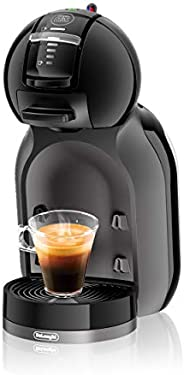 De'Longhi 德龙 NESCAFÉ Dolce Gusto Mini Me 胶囊咖啡机 EDG 305.BG,黑/灰色