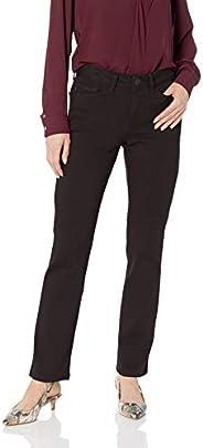 Lee Women's Perfect Fit Grace Straight Leg Jean METRO 8 Perfect Fit Straight Leg