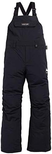 Burton 儿童 Skylar 围兜 滑雪裤