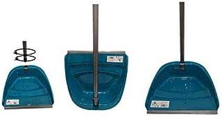 New Idea 簸箕 带金属手柄 蓝色和黑色 27 厘米 多色