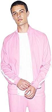 American Apparel 男士雙面布長袖運動夾克