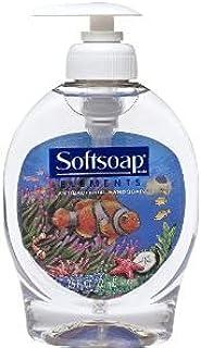 Softsoap 水族箱系列*洗手液 7.5 盎司(12 瓶装)