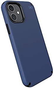 Speck 薄保护壳适用于 iPhone 12 防震保护套适用于苹果智能手机手机 - Presidio Pro