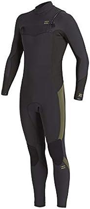 BILLABONG Absolute 4/3 mm Gbs – 男式胸部拉链套装,U44M60