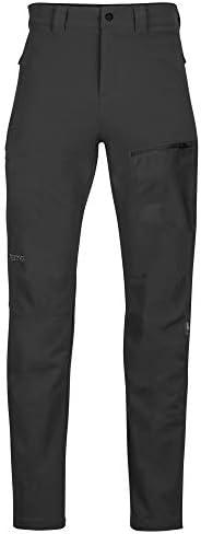 Marmot 土拨鼠 Scree 男士长裤 软壳功能裤 防水