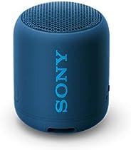 Sony 索尼 SRS-XB12 蓝牙扬声器(便携式,无线,NFC,超低音,防水)SRSXB12L.CE7