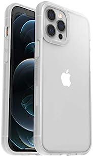OtterBox Sleek Case - 透明、防摔保护套,适用于 Apple iPhone 12 Pro Max 透明(无零售包装)