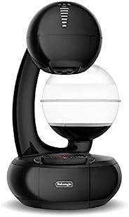 De'Longhi 德龙 NESCAFÉ Dolce Gusto Esperta 胶囊咖啡机 EDG505.B 个性化饮品制备,15bar泵压,1.4L水箱,黑色