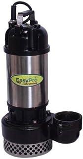 EasyPro TM9500 TM 系列 9500GPH 低头 1HP 流式和瀑布泵