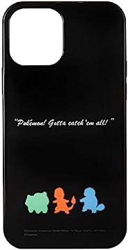 Gourmandise 口袋妖怪 iPhone12/12 Pro(6.1寸)对应软壳 妙蛙种·海龟 POKE-661B