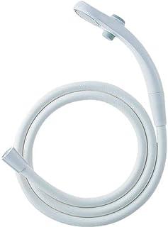 三荣水栓淋浴喷头和软管组合 节水 低水压*带停止功能的淋浴套件 PS323B‐CTA‐MW2