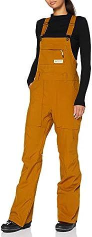 Burton 女士 Avalon Bib 滑雪裤