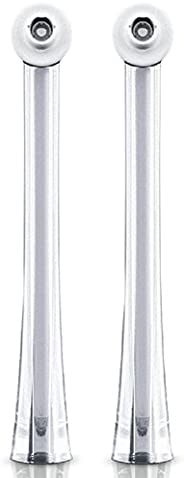 Philips 飞利浦 Sonicare 电动牙刷 替换刷头 喷嘴 常规2支(6个月) HX8032/02