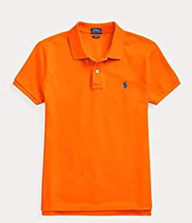 Ralph Lauren 拉夫劳伦 男童经典修身版型Pony 徽标 Polo 衫