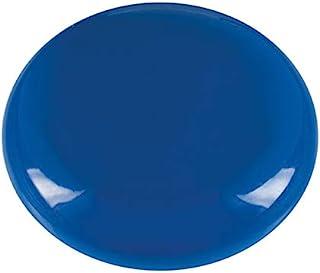 WESTCOTT 粘性磁铁 10件装,25毫米,圆形,蓝色,E-10812 00