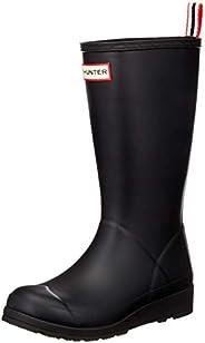 HUNTER 原创 Playy 靴子 Tour 雨靴 女士 WFT2007RMA 黑色 24.0 cm