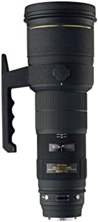 Sigma 500mm f/4.5 EX DG IF HSM APO Telephoto Lens for Canon SLR Cameras