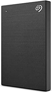 Seagate 希捷 外置硬盘,适用于PC和Mac,1TB Backup Plus Slim USB 3.0STHN1000400 Backup Plus Slim 1TB
