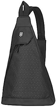 Victorinox 背带包 Altomont原创 双隔层 单边戒指 606749 黑色 Free Size