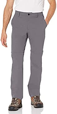 Columbia 男式 Viewmont 弹力可调节长裤