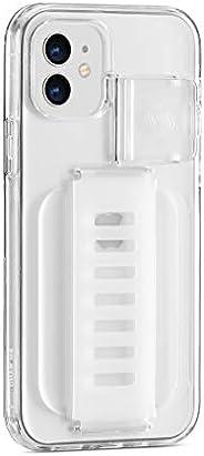 Grip2u iPhone 2020 6.1 Boost 透明手机抓握保护套支架保护套