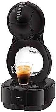 Krups 克魯伯 Nescafé Dolce Gusto Lumio 緊湊型膠囊咖啡機 KP1308 1L水箱 15Bar水壓,黑色