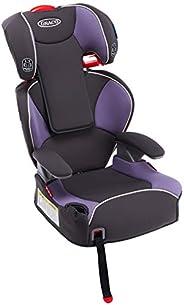 Graco 葛莱 Affix 高背助力座椅,带闩锁系统,葡萄紫