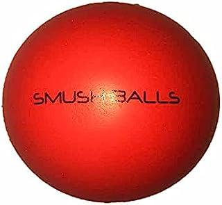 SMUSH BALLS Smushballs 终极随处击球练习棒球(红色,24)