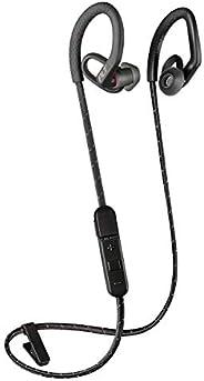 Plantronics缤特力 BACKBEAT FIT 350 蓝牙 V 4.1 运动耳机 / 耳机 入耳式黑色/灰色