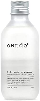owndo Hydro Calming (面部精华爽肤水)