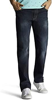Lee 男式 现代系列极限运动修身直筒小裤脚牛仔裤, Trip, 30W x 30L