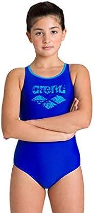 ARENA 女童运动泳衣 喷雾
