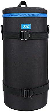 JJC DLP-8II 相机包 带肩带 适用于摄影镜头 防水 可达 80 × 152 毫米
