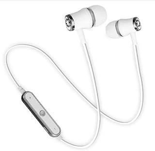 无线蓝牙耳机,运动防汗耳塞,带免提麦克风智能按钮翻盖