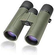 Meopta MeoPro HD 8 x 42 雙筒望遠鏡(噴墨,深綠色