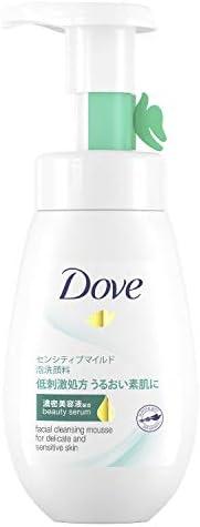 Dove 多芬 敏感温和奶油泡沫洁面乳 160ml