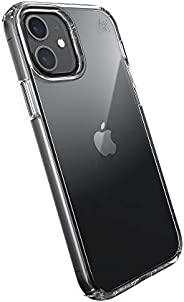 Speck 产品 Presidio Perfect-Clear iPhone 12,iPhone 12 Pro 手机壳,透明/透明