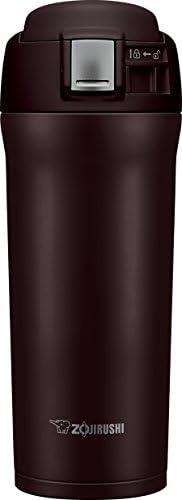 Zojirushi 象印 SM-YAE48TD 旅行杯,深可可,16盎司(约473.12 毫升)