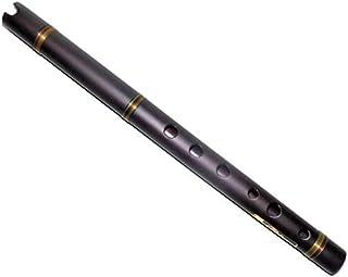 Dark Bamboo Quena Tuned Sol G 440 - 包含秘鲁眼镜盒