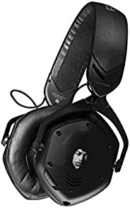 V-MODA x JIMI HENDRIX 特别版无线蓝牙耳机:WISDOM 头戴式耳机带麦克风,播放时间长达 14 小时(亚马逊*销售)