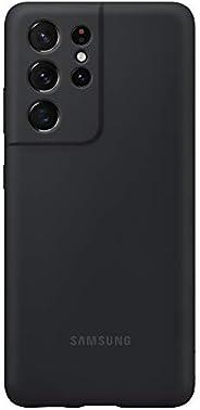 三星 Galaxy S21 Ultra 5G 硅胶保护套黑色