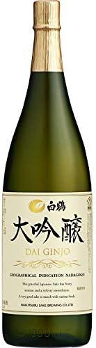 白鹤 大吟酿 日本酒 兵库县 1800毫升