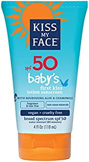 Kiss My Face Baby's First Kiss Lotion SP