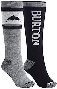 Burton 女士滑雪袜 周末 中等重量